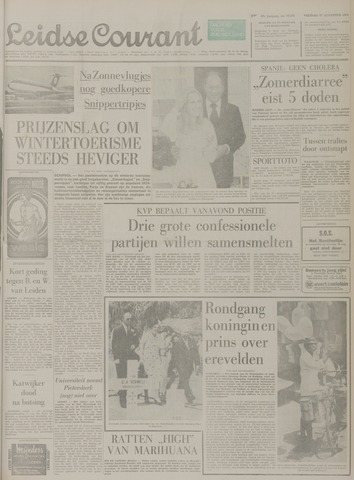 Leidse Courant 1971-08-27