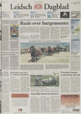 Leidsch Dagblad 1999-06-28