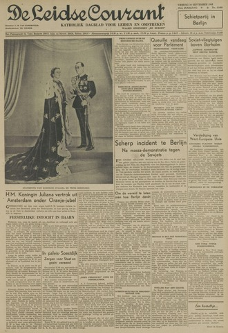 Leidse Courant 1948-09-10