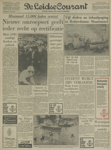 Leidse Courant 1966-05-05
