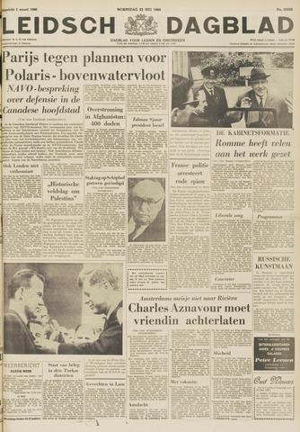 Leidsch Dagblad 1963-05-22