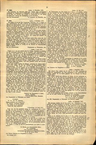 Handelingen van de Raad 1877-11-14