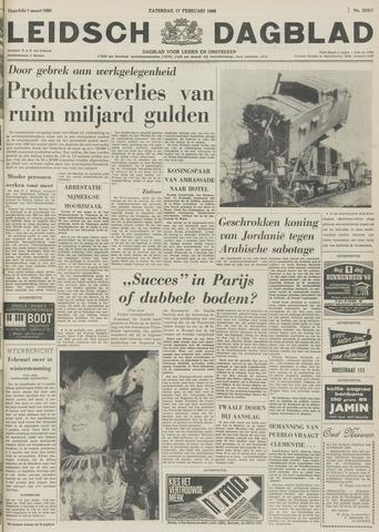 Leidsch Dagblad 1968-02-17