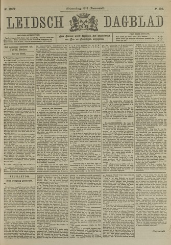 Leidsch Dagblad 1911-01-24