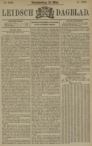 Leidsch Dagblad 1882-05-11