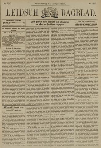 Leidsch Dagblad 1890-08-11