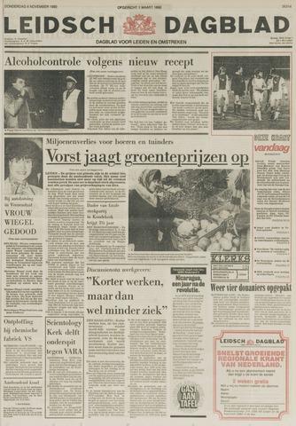 Leidsch Dagblad 1980-11-06