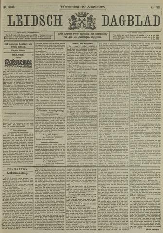 Leidsch Dagblad 1911-08-30