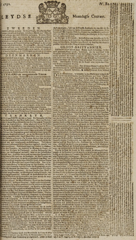 Leydse Courant 1751-07-05