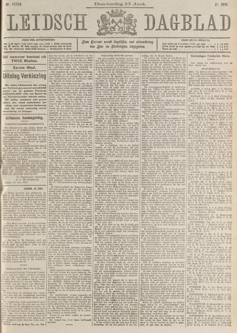 Leidsch Dagblad 1916-06-16