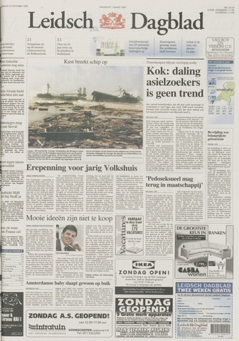 Leidsch Dagblad 1999-10-23