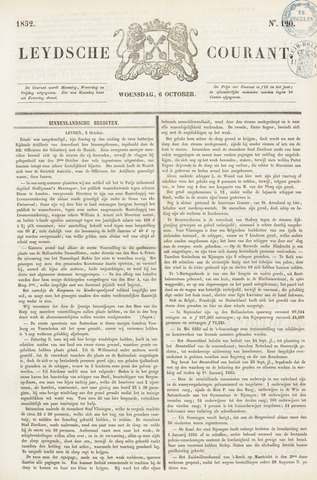 Leydse Courant 1852-10-06