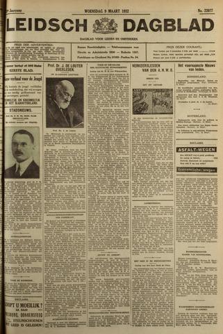 Leidsch Dagblad 1932-03-09