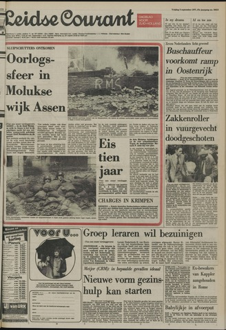 Leidse Courant 1977-09-09