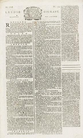 Leydse Courant 1818-10-19