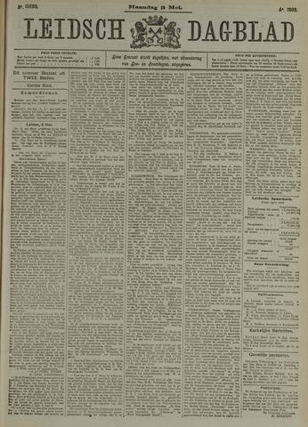 Leidsch Dagblad 1909-05-03