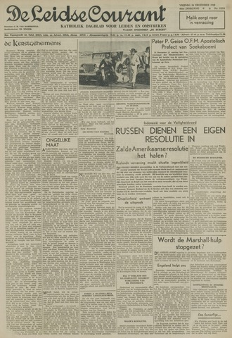 Leidse Courant 1948-12-24