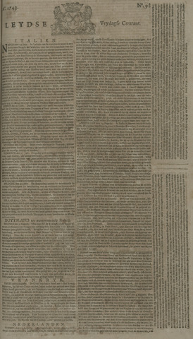 Leydse Courant 1743-08-16