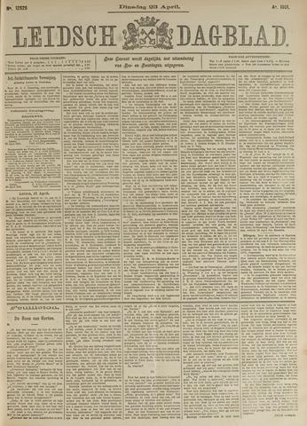 Leidsch Dagblad 1901-04-23