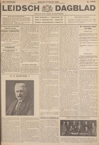 Leidsch Dagblad 1928-03-13