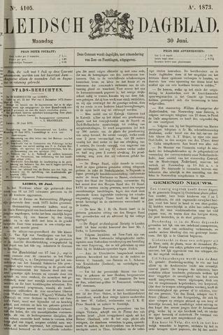 Leidsch Dagblad 1873-06-30