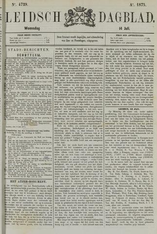 Leidsch Dagblad 1875-07-14