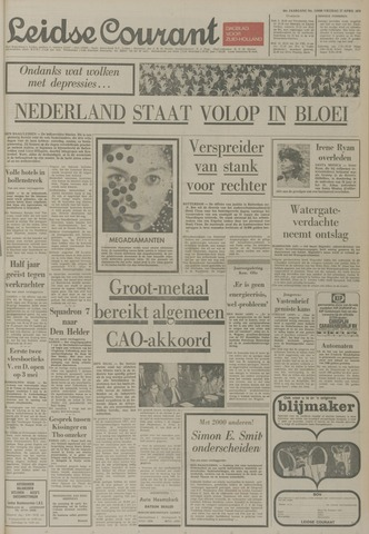 Leidse Courant 1973-04-27