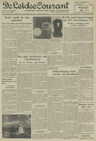 Leidse Courant 1949-12-16