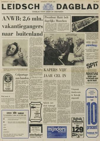 Leidsch Dagblad 1974-06-06