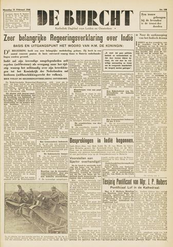 De Burcht 1946-02-11