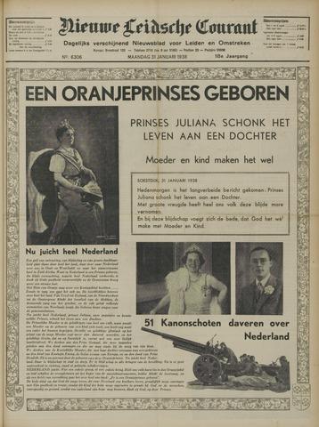 Nieuwe Leidsche Courant 1938-01-31