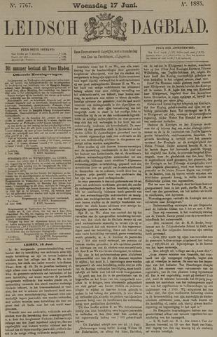 Leidsch Dagblad 1885-06-17