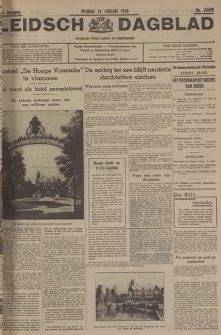 Leidsch Dagblad 1940-01-26