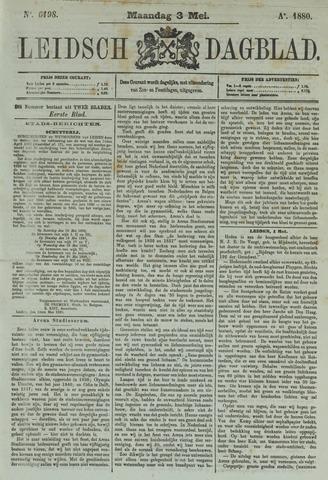 Leidsch Dagblad 1880-05-03