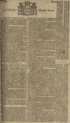 Leydse Courant 1760-07-18