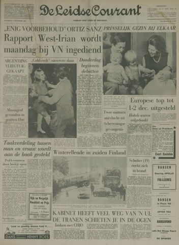 Leidse Courant 1969-11-08