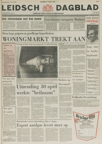 Leidsch Dagblad 1980-07-31
