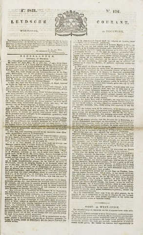 Leydse Courant 1841-12-29