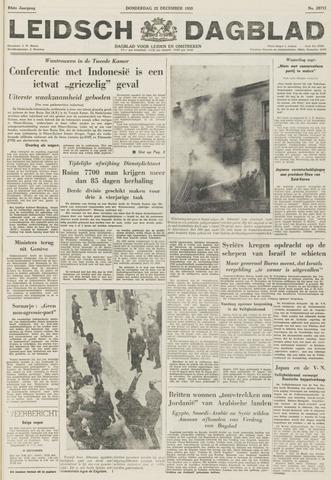 Leidsch Dagblad 1955-12-22