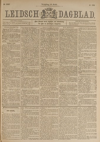 Leidsch Dagblad 1901-07-05