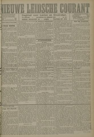 Nieuwe Leidsche Courant 1921-01-29