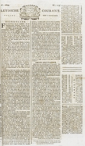 Leydse Courant 1824-09-24