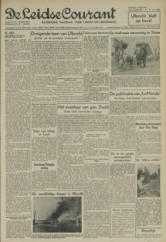 Leidse Courant 1952-05-13