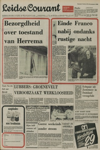 Leidse Courant 1975-10-27
