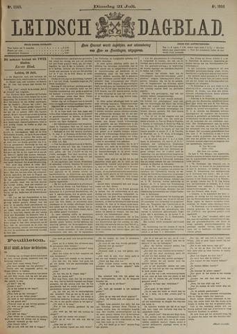 Leidsch Dagblad 1896-07-21