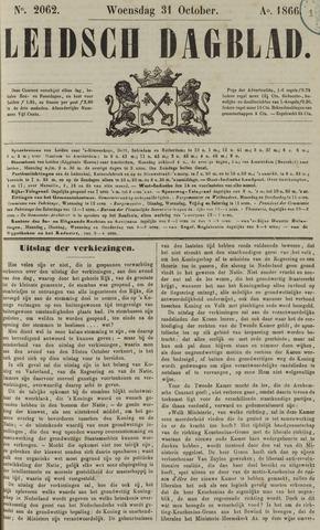 Leidsch Dagblad 1866-10-31