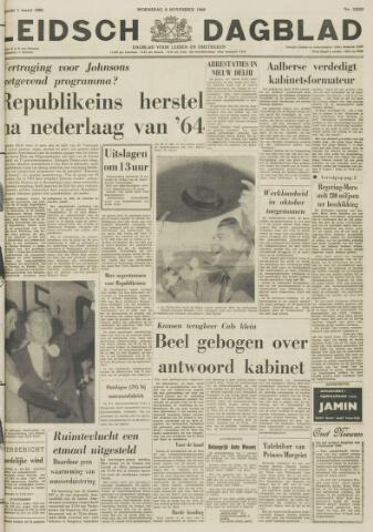 Leidsch Dagblad 1966-11-09