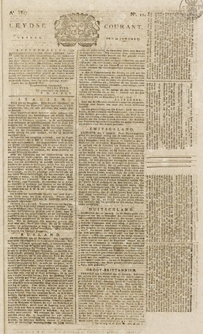 Leydse Courant 1817-01-24