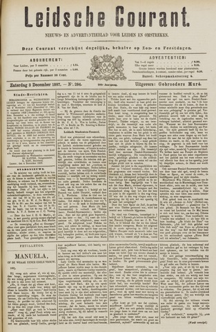 Leydse Courant 1887-12-03