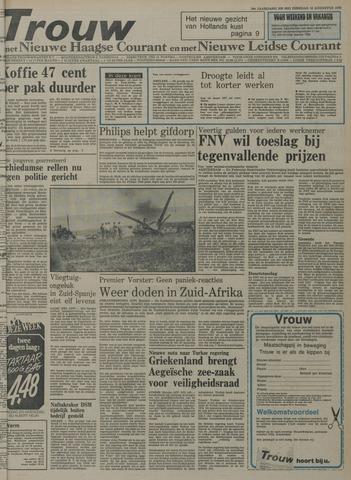 Nieuwe Leidsche Courant 1976-08-10